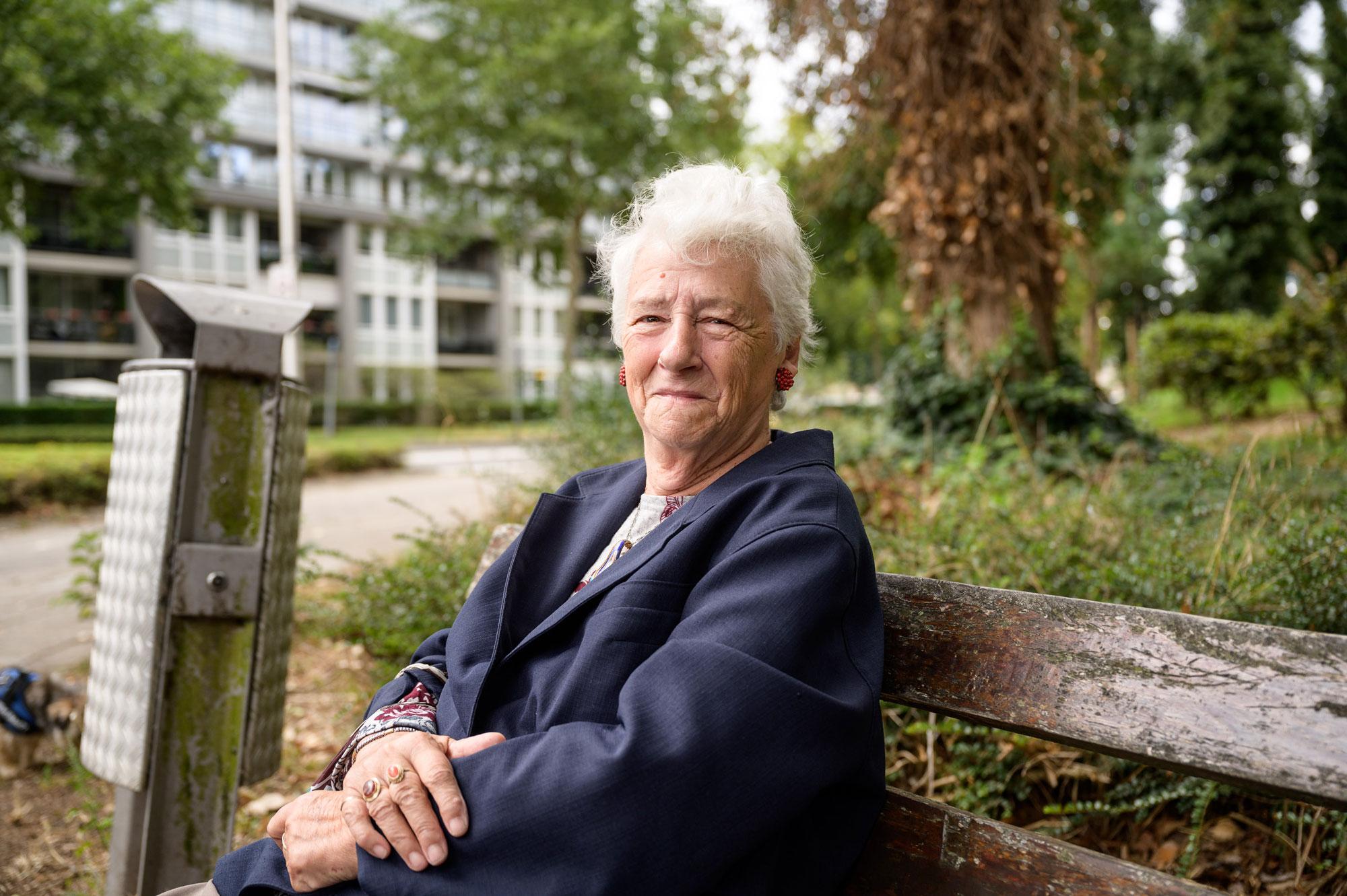 Narda woont al 33 jaar op de Donderberg